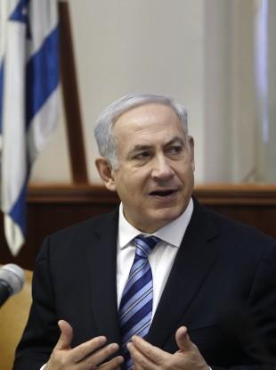 srael's Prime Minister Benjamin Netanyahu