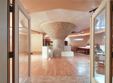 In Pictures House Detached With Nuclear Missile Silo