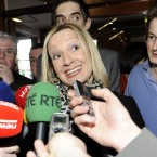 Lucinda Creighton led the charge for Fine Gael, securing Dublin South East. Pic: Laura Hutton/Photocall Ireland