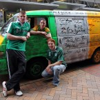 The Green Army are at this moment investigating every viable route to get to Poznan for Ireland's opener on June 10th. With that in mind, forget extortionately-priced flights and send that loved one on a Joxer-style trip of a lifetime to Euro 2012.  Price: €4,000+ from Car Buyers Guide (Green, White and Orange paint not included)<span class=