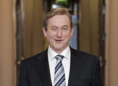 That's the spirit, Taoiseach.