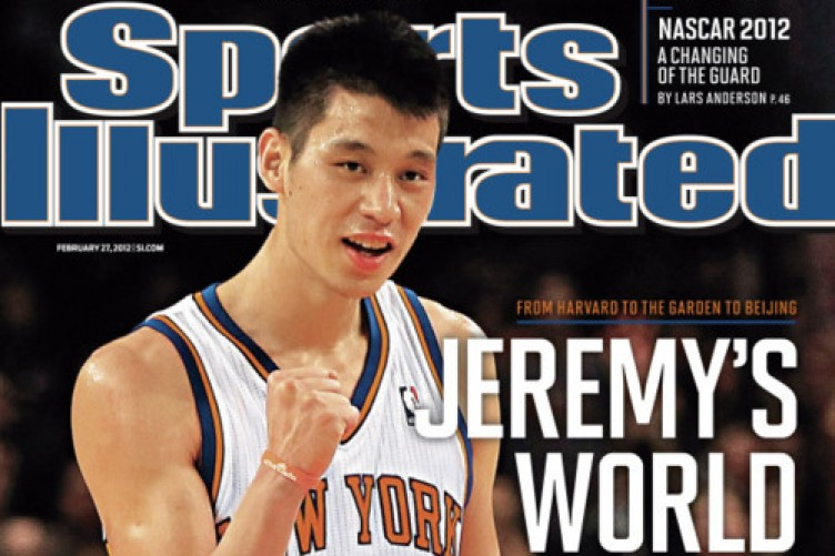 Knicks  Jeremy Lin makes second straight Sports Illustrated cover 150728197