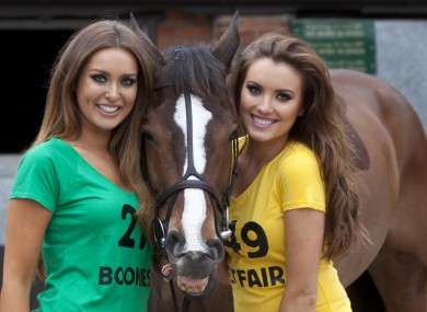 Kauto Star was in relaxed mood yesterday.