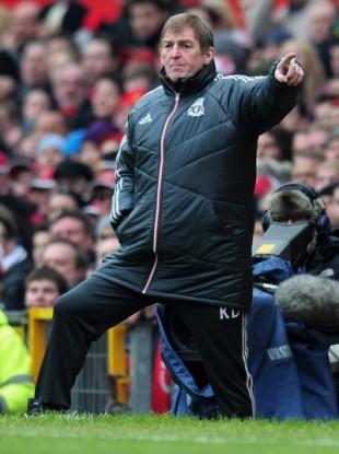 Kenny Dalglish: facing Sunderland this weekend.