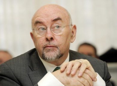 Labour Party Minister for Education and Skills, Ruairi Quinn