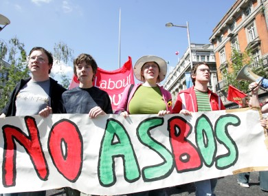 What Is An Asbo >> Explainer Why Have Just Seven Asbos Been Issued In Ireland