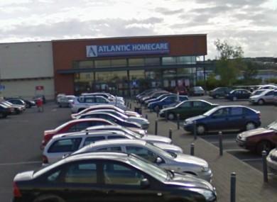 Atlantic Homecare at Childers Road in Limerick