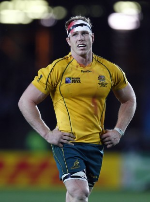 Pocock has featured 44 times for the Wallabies.