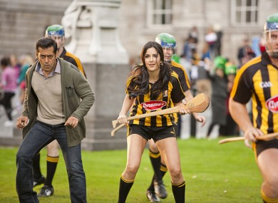 Bollywood film shot in Dublin expected to be watched by 100