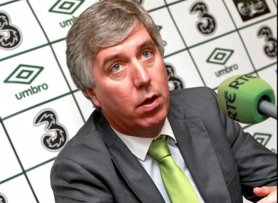 Delaney: 'Everyone has to finish at some stage'.