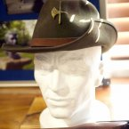 Hat worn by a member of the Cork Brigade of the Irish Volunteers.