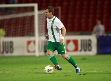 Glenn Whelan is the latest player to be ruled out of the upcoming qualifiers.