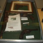 Weapons used by both the Irish Volunteers and British forces.