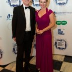 RTE's John Murray and Claire Byrne