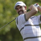 Arise and salute your Movember champion! At first, it was the shock value which set Padraig Harrington apart from the rest of the contestants in the handlebar category. But as time went on, his commitment to the project was evident. No tinkering needed here -- Paddy is your winner.