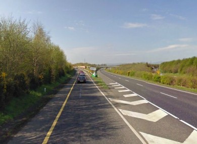 The N11 road (File photo)
