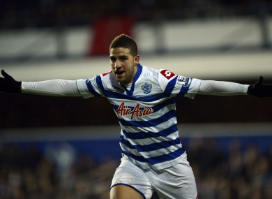 Taarabt was brilliant for the Rs today.
