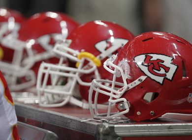 Police have confirmed that a Chiefs player has died of a self-inflicted gunshot wound on Saturday.