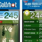 At €26.99 it's pricey, but for course regulars, Golfshot is an excellent little tool. With over 40,000 course maps, it uses GPS to tell you your range on every shot. No more excuses so.