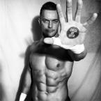 Irish Pro Wrestler Prince Devitt