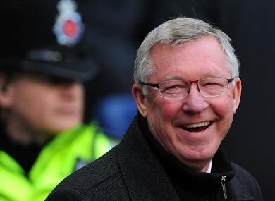 Leadership: Alex Ferguson.