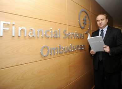 File photo of Financial Services Ombudsman William Prasifka.