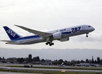 All Nippon Airways' Boeing 787 Dreamliner (File photo)