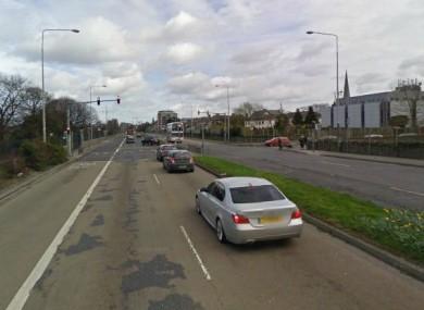 Con Colbert Road in Dublin (File photo)