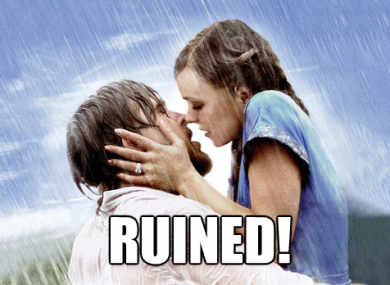 Ryan and Rachel forever. The Notebook forever.