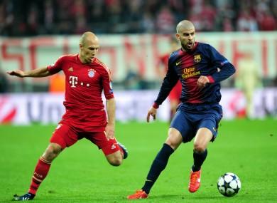 Bayern Thrash Barca In Semi Final First Leg Thanks To These Goals