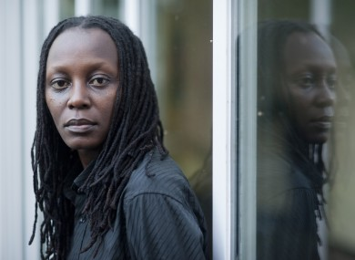 Ugandan activist Kasha Nabagesera (file photo)