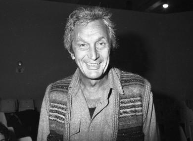 Italian fashion designer Ottavio Missoni is pictured in Milan, Italy, on April 1, 1978.