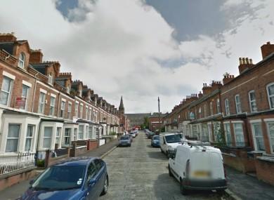 File photo of Melrose Street