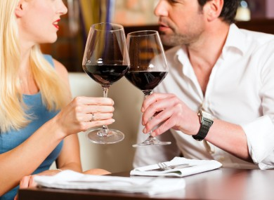speed dating at new wine