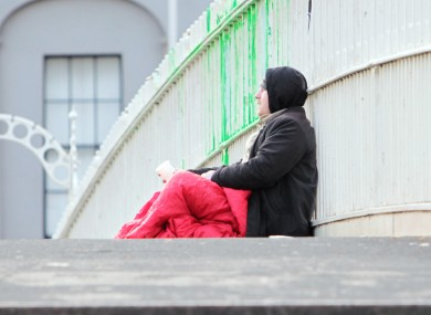 The legislation being discussed today will, among other things, formally prohibit forced begging.