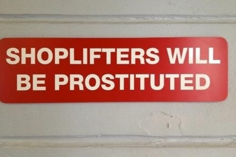 16 signs that really shouldn't be spelled wrong · The Daily Edge