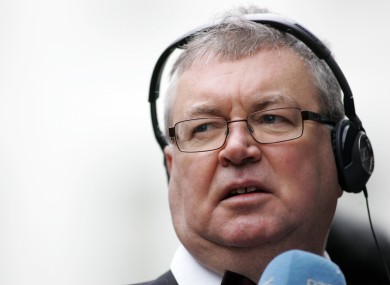 Liveline presenter Joe Duffy