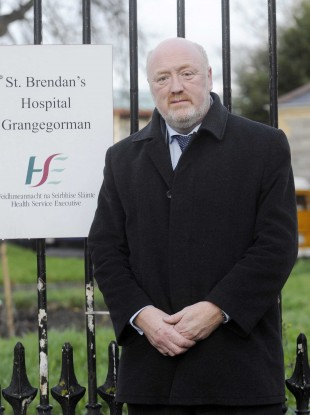 Derek Keating TD - File photo