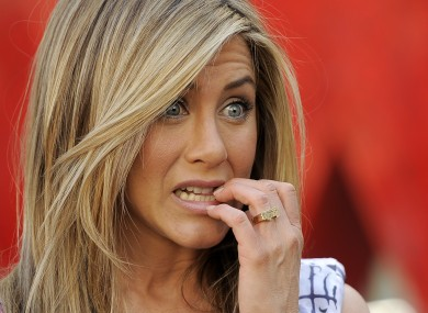 Image result for Jennifer Aniston eating