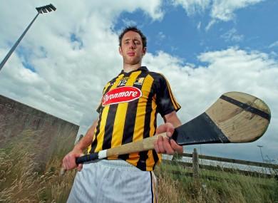 Michael Fennelly of Kilkenny.