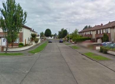 Cherrywood Drive (File photo)