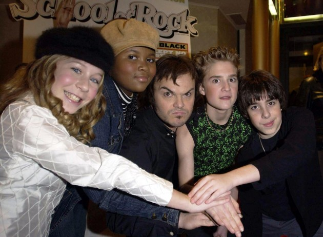 jack black school of rock reunion - photo #9