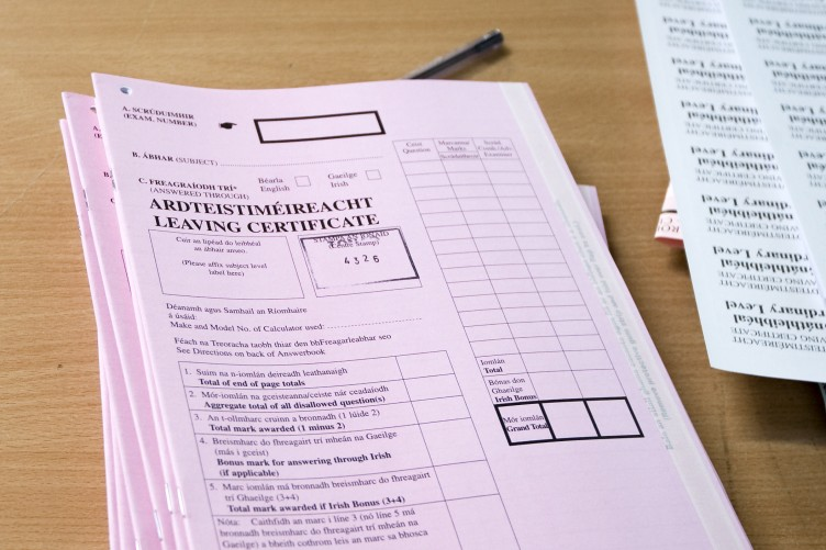 Fifty students suspected of cheating in the Leaving Cert