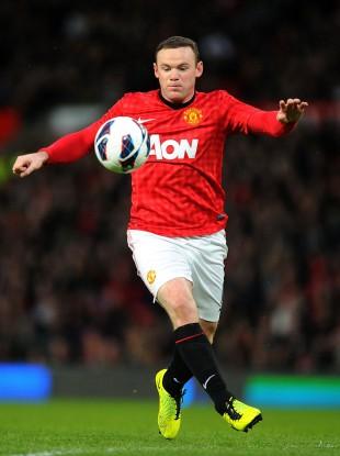 Wayne Rooney (file photo).