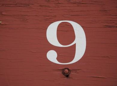 The 9 at 9