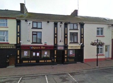 The Square Bar in Bailieborough (File photo)