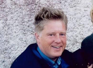 Gerry McCann was last seen on Thursday morning