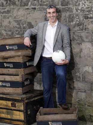 Donegal boss Jim McGuinness.