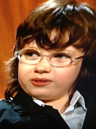 John Joe Brennan on the Late Late Show last night.