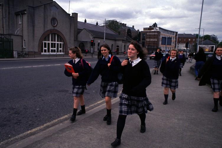 Irish school girl pictures 10